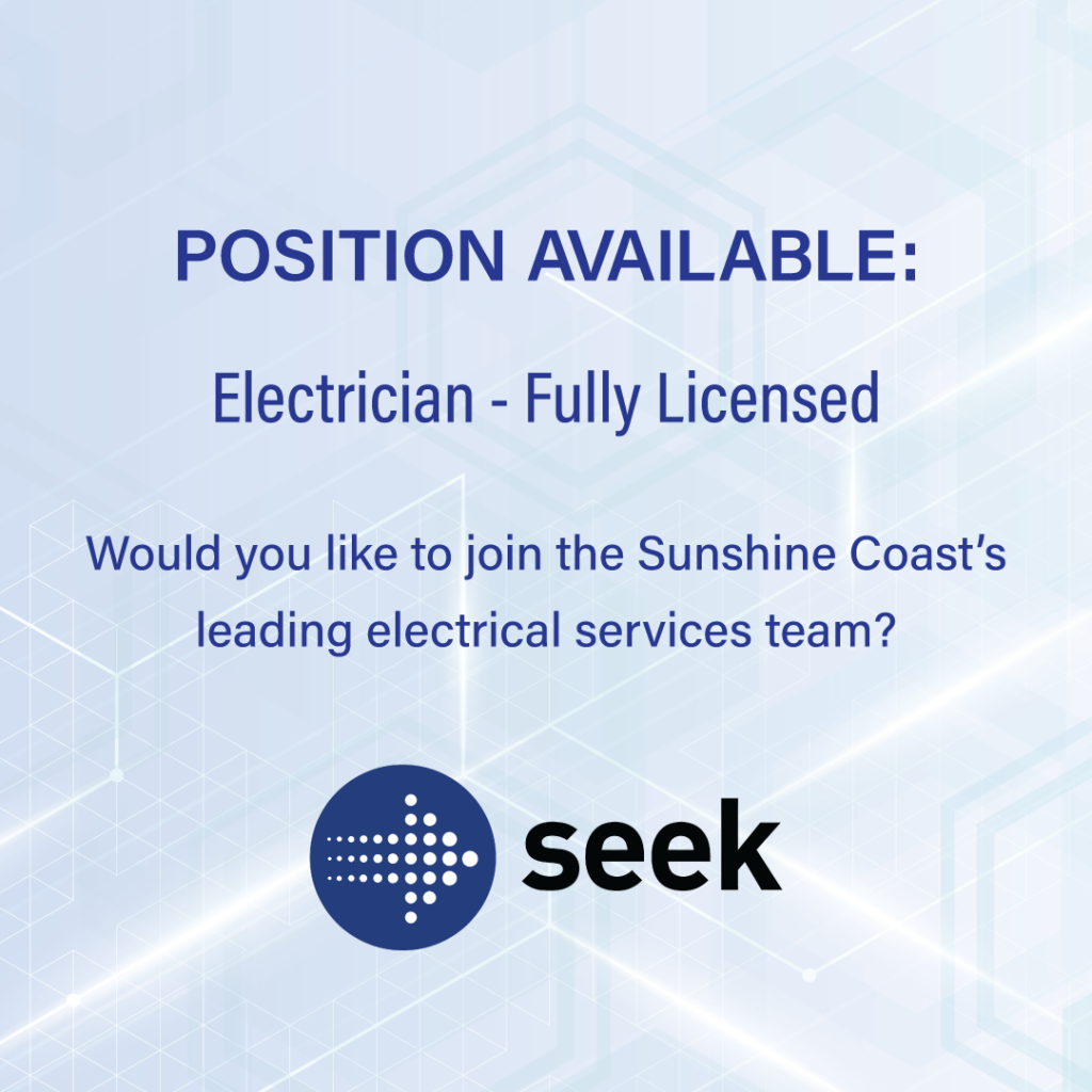Fully Qualified Full-Time Electrician