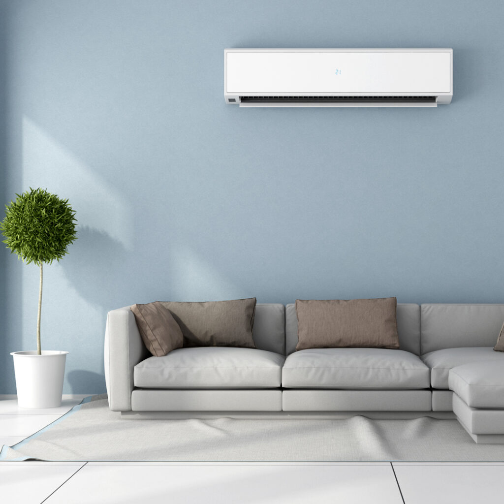 Indoor air-conditioning unit