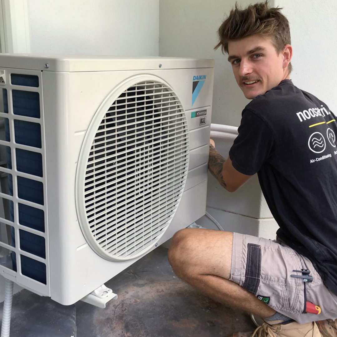 Noosa Electric Co AC Installation