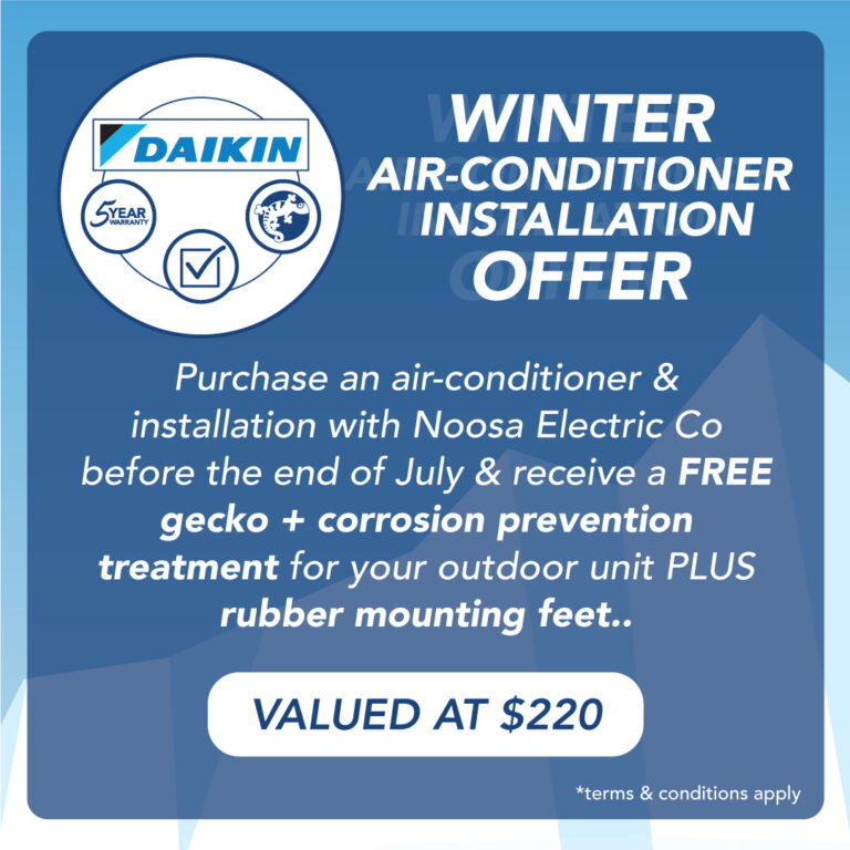 Winter Air Conditioning Offer